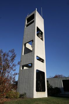 WRVA Building, now used by ChildSavers, after a renovation by Baskervill, a Richmond architecture firm. Designed by Philip Johnson while he was at the architectural firm of Budina and Freeman in 1968.