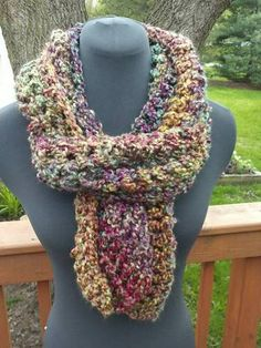 Scarves (Crochet) - CROCHET