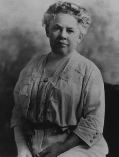 Mary Lemist Titcomb is credited with developing and implementing one of the country's first bookmobile.