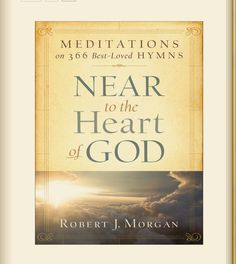 Hymn Devotionals--a good companion to your morning devotion and personal study of God's Word