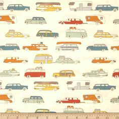 Birch Organic Feather River River Rally Multi from @fabricdotcom  Designed by Jay-Cyn for Birch Organic Fabric, this GOTS certified organic cotton print fabric is perfect for quilting, apparel and home décor accents. Colors include cream, brown, grey, teal, green, red, gold and burnt orange.