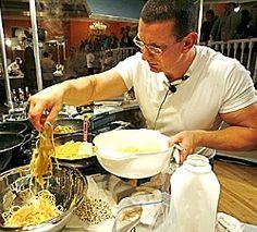 Chef Robert Irvine on Restaurant Impossible