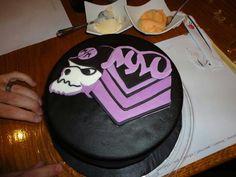 Metal Mulisha Maidens birthday cake! #metalmulishamaidens