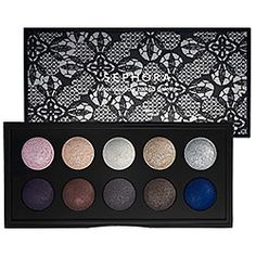 SEPHORA COLLECTION Moonshadow Baked Palette - In the Dark - Moonshadow Baked Palette - In the Dark  #sephora