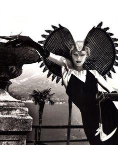 By Helmut Newton, September 1996, Vogue Italia.