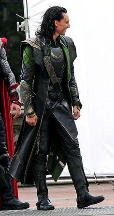Loki, full costume