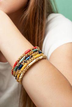 5th Avenue Bracelets by Peacock Plume