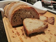 Receitas - From our home to yours - Português: Easy White Bread - Pão rústico