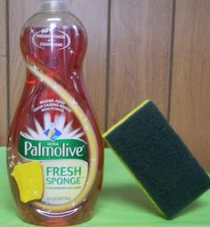Read my blog review of a great new product from Colgate Palmolive - Palmolive Fresh Sponge!    http://missjackiesviews.blogspot.com/2012/04/palmolive-fresh-sponge-dish-soap-review_16.html  @Influenster