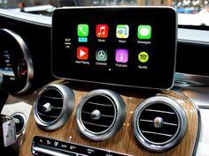 Apple CarPlay demo