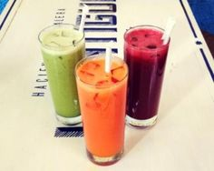3 Juice Recipes To Start Your Week Off Great