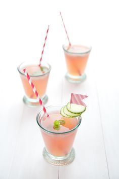 Strawberry & Cucumber water