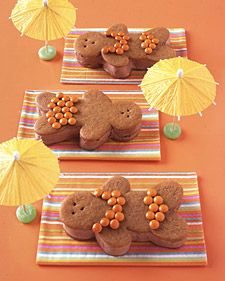 gingy icecream...seriously! they're not just for christmas anymore! woo-hoo!