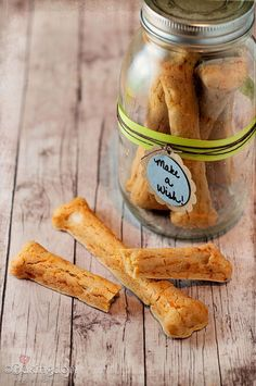 cheddar cheese dog treats