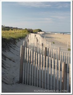 Hatteras Island- Avon, NC. Welcome to my private paradise. Voted Top 10 best secret beaches by Southern Living.