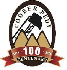Centenary of Coober Pedy, Opal Capital of the World (Australia)
