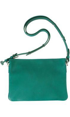 Delvaux Allure Small Messenger Bag