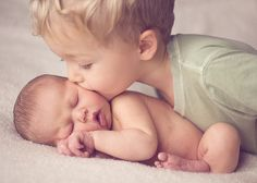 sweet sibling love
