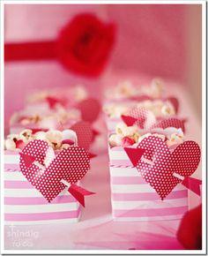 Valentine Treat Box Tutorial amanda parti, treat box, treats, craft, tutorials, valentine day, box tutori, parties, boxes