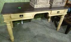 "Five Foot Desk  PT003 - $318  60""W x 28""D x 30""H  #NadeauNashville"