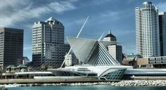 Milwaukee, WI has a breathtaking art museum.  The Kaplan University Milwaukee Learning Center is pretty nice too! http://milwaukee.kaplanuniversity.edu/pages/homepage.aspx