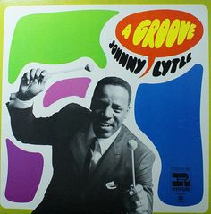 """1968 Johnny Lytle, """"A Groove"""", Vintage Vinyl Jazz Record, Riverside Records, RS 3003"""