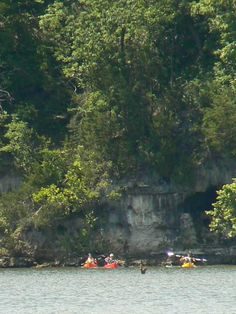 Kayaking in the Lake of the Ozarks, Missouri  The Lemonade Digest Blog