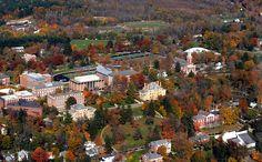 #Denison University in #Granville #Ohio.