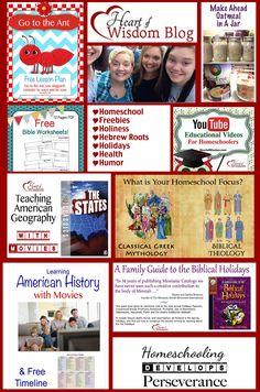 Heart of Wisdom Blog #Homeschool #HebrewRoots #Health #Nutrition #Bible #Holidays #Freebies #Free #Teaching Resources Homeschool Books Homeschool with  #Movies HeartofWIsdom.com/Blog