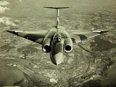 November 26, 1951: First flight of the Gloster Javelin prototype WD804