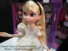 Toy Fair 2013 Report – Tonner Toys