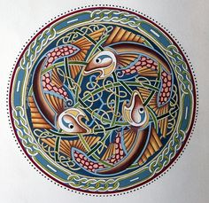 Ancient Scottish Art | The ancient Celts had hundreds of deities, but as with most cultures ...