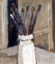Dragoljub Stankovic Civi - Oil on canvas - 1989.