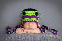 Newborn Frankenstein