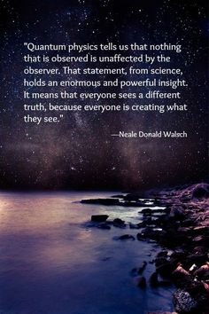 Perception is reality.
