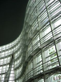 The National Art Center,Tokyo, designed by Kisho KUROKAWA, Japan