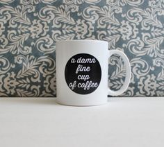 Happy National Coffee Day! Grab this mug to get your morning started right - A Damn Fine Cup of Coffee - Twin Peaks tv Show Pop Culture - coffee cup, pencil holder, catch-all - Ready to Ship. http://aftcra.com/thesilverspiderprintshop/listing/3813/a-damn-fine-cup-of-coffee-twin-peaks-tv-show-pop-culture-coffee-cup-pencil-holder-catch-all-ready-to-ship