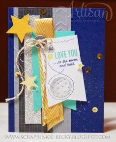 Artisan Wednesday WOW: Love You to the Moon!