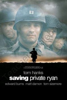 Saving Private Ryan  On my top 100 best movies post 1950's
