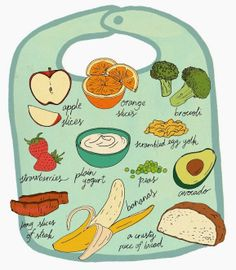A CUP OF JO: First foods for babies
