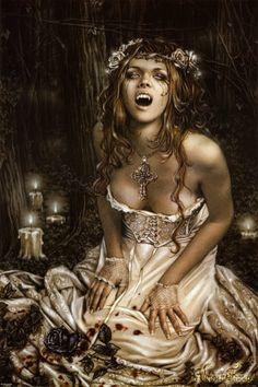 Vampire. Victoria Frances