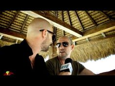 Lucky Life TV interview Phil Hartnoll (Orbital) on his Woolhouse Studios Ibiza Photoshoot