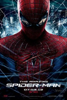Another New Amazing Spider-Man poster