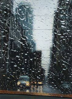 ☆ Artist Karen Woodsゝ。Rainy Day Part I ☆