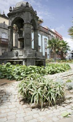 Plaza del Espiritu Santo.Las Palmas de GRAN CANARIA.