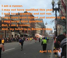 From one runner to many others...