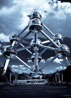 Atomium, Brussels :)
