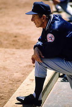 Billy Martin, New York Yankees #nyy