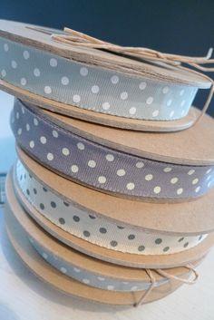polka dots ribbon