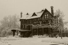 Brucemore Estate; Blizzard 2012